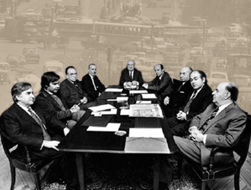 Políticos. 1960s